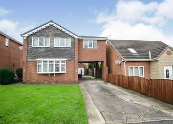 4 bed detached house for sale in Purston Park Court, Featherstone, Pontefract WF7