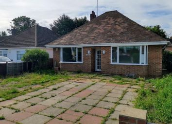 Thumbnail 2 bed detached bungalow for sale in 165 Eastwood Road, Boston, Lincolnshire