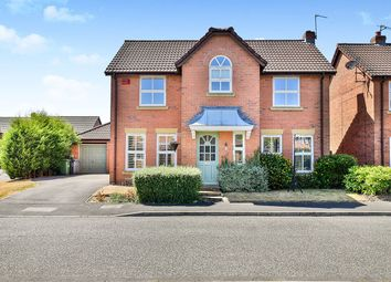 Thumbnail 4 bed detached house for sale in Glenside Drive, Wilmslow