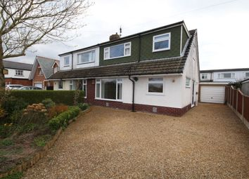 3 bed semi-detached house for sale in Rawcliffe Road, St. Michaels, Preston PR3