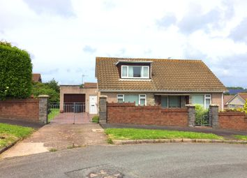 Thumbnail 3 bed detached bungalow for sale in Romilly Crescent, Hakin, Milford Haven