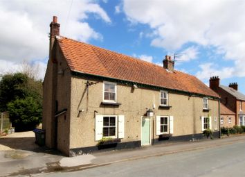 Thumbnail Land for sale in Building Land & Former Pub, Main Street, Cranswick, Driffield