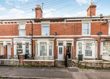 Thumbnail 2 bed terraced house for sale in Bevis Road, Gosport