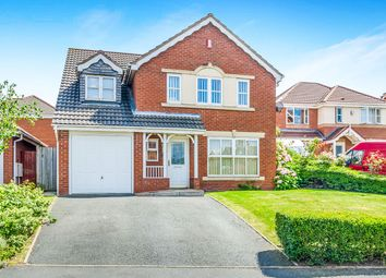Thumbnail 5 bedroom detached house for sale in Corndean Meadow, Newdale, Telford