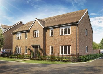 "Thumbnail 1 bed flat for sale in ""Greenwich House"" at Mascalls Court Road, Paddock Wood, Tonbridge"