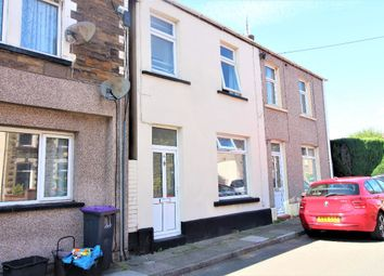 Thumbnail 3 bed terraced house for sale in Commercial Street, Griffithstown, Pontypool