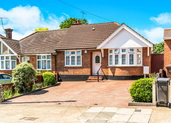 Thumbnail 3 bed semi-detached bungalow for sale in Rectory Road, Grays