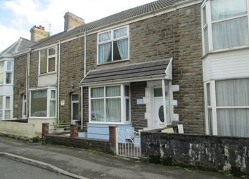 Thumbnail 2 bed terraced house to rent in Terrace Road, Mount Pleasant, Swansea.