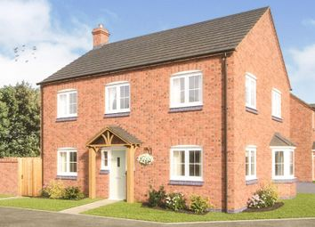4 bed detached house for sale in Lutterworth Road, Blaby, Leicester LE8