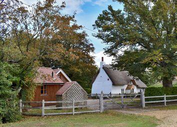3 bed cottage for sale in Main Road, East Boldre, Brockenhurst SO42