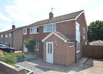 Thumbnail 3 bed semi-detached house for sale in Eastham Road, Arnold, Nottingham