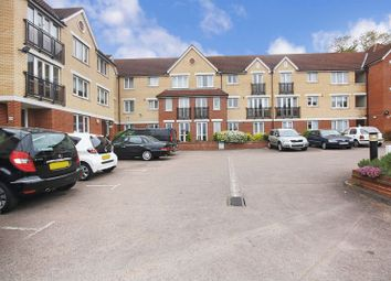 Thumbnail 1 bed flat for sale in Edwards Court, Cheshunt