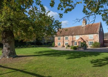 Thumbnail 5 bed farmhouse for sale in Woodgate, Aylsham, Norwich