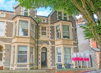 Thumbnail 1 bed flat for sale in Connaught Road, Roath, Cardiff