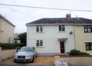 Thumbnail 3 bed semi-detached house for sale in Gwernant, Cwmllynfell