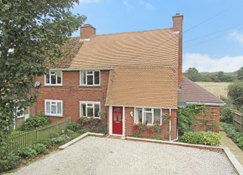 Thumbnail 4 bed semi-detached house for sale in Beckets Close, Hastingleigh, Ashford