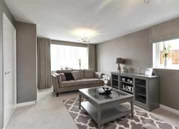 """Thumbnail 3 bed property for sale in """"The Coombe At The Scholars"""" at Poplar Avenue, Dogsthorpe, Peterborough"""