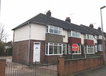 Thumbnail 2 bedroom end terrace house to rent in Charlesworth Street, Crewe, Cheshire