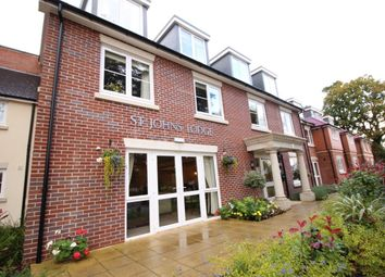 Thumbnail 2 bed flat for sale in St John Lodge Thorley Lane, Timperley, Altrincham