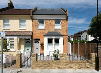 Thumbnail 4 bed terraced house to rent in Ranelagh Road, Alexandra Park