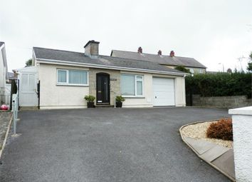 Thumbnail 3 bed detached bungalow for sale in Ffosyffin, Aberaeron