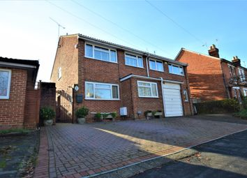 Thumbnail 4 bed semi-detached house for sale in Union Street, Farnborough, Hampshire