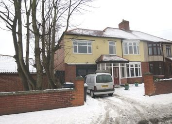 Thumbnail 5 bed semi-detached house for sale in Sunderland Road, South Shields