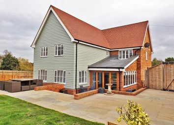 Thumbnail 5 bedroom detached house for sale in High Street, Ufford, Woodbridge