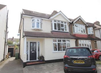 Thumbnail 4 bed semi-detached house for sale in Tilehurst Road, North Cheam, Sutton