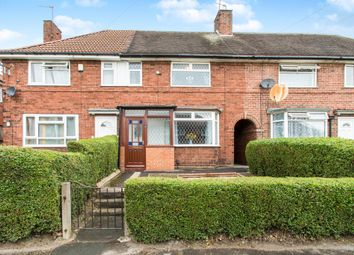 Thumbnail 2 bedroom terraced house for sale in Oak Tree Crescent, Gipton, Leeds
