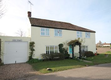 Thumbnail 3 bedroom detached house for sale in Sun Street, Isleham