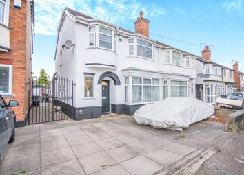 Thumbnail 3 bedroom semi-detached house for sale in Tetley Road, Sparkhill, Birmingham, West Midlands