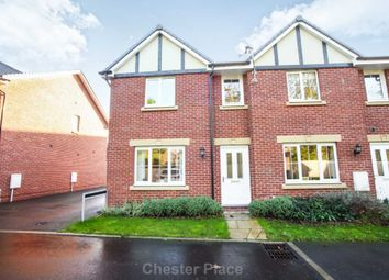 Thumbnail 3 bed town house to rent in Blears Avenue, Nantwich