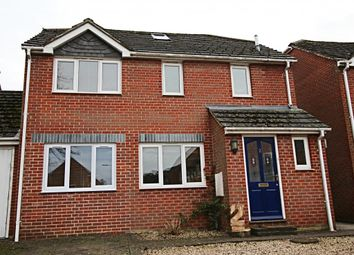 Thumbnail 4 bed detached house for sale in The Mews, Lipscombe Close, Newbury