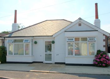 Thumbnail 3 bed detached bungalow for sale in Oval Gardens, Alverstoke, Gosport