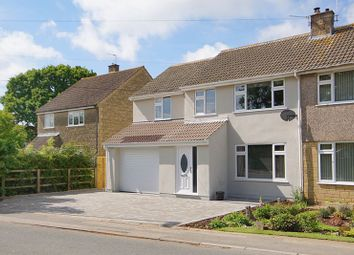 Thumbnail 4 bed semi-detached house for sale in 3 Broad Lane, Engine Common, Yate, Bristol