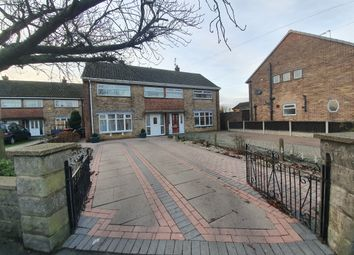 Thumbnail 4 bed semi-detached house for sale in Willoughby Road, Scunthorpe
