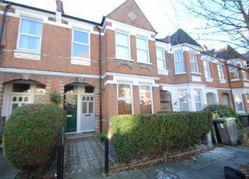 Thumbnail 3 bed maisonette to rent in Lyndhurst Road, London