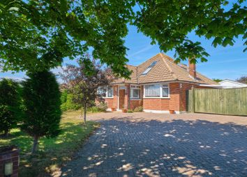 Thumbnail 3 bedroom detached bungalow for sale in Deal Avenue, Seaford
