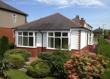 Thumbnail 3 bed bungalow for sale in Melbert Avenue, Fulwood, Preston