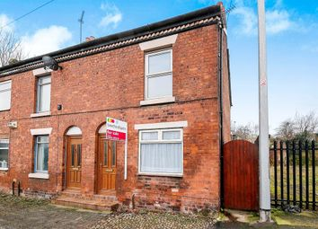 Thumbnail 2 bed end terrace house for sale in Longcross Court, Lewin Street, Middlewich