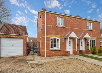 Thumbnail 2 bed semi-detached house to rent in Kings Court, Kirton