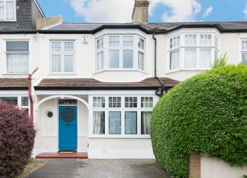Thumbnail 3 bed terraced house for sale in Abbott Avenue, London