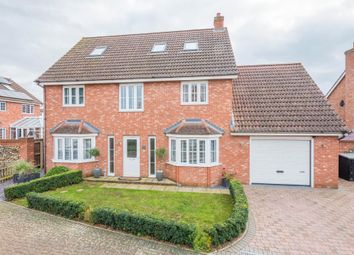 Thumbnail Detached house for sale in Glemsford, Sudbury, Suffolk