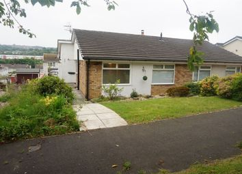 Thumbnail 2 bed semi-detached bungalow for sale in Yew Grove, Woodfieldside, Blackwood, Caerphilly