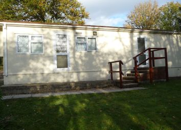 Thumbnail 2 bed mobile/park home to rent in Flexford Close, Chandler's Ford, Eastleigh