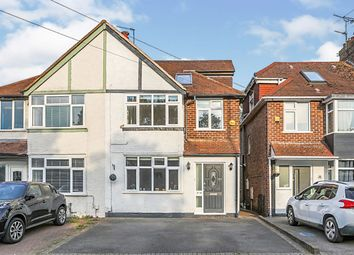 Thumbnail 4 bed semi-detached house for sale in Tachbrook Road, Whitnash, Leamington Spa