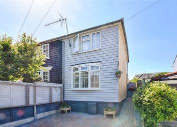 2 bed semi-detached house for sale in Bradley Common, Birchanger, Bishop's Stortford CM23