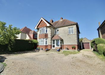 Thumbnail 5 bed detached house for sale in Bedhampton Road, Bedhampton, Havant