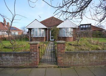 Thumbnail 3 bedroom detached bungalow to rent in Victoria Road, Gorleston, Norfolk